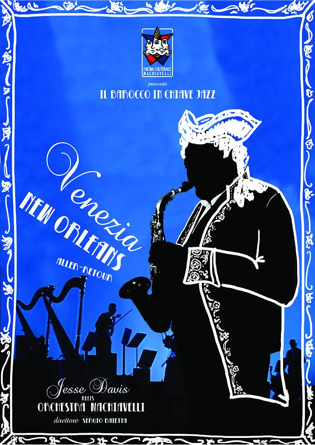 Jesse Davis and Orchestra Machiavelli