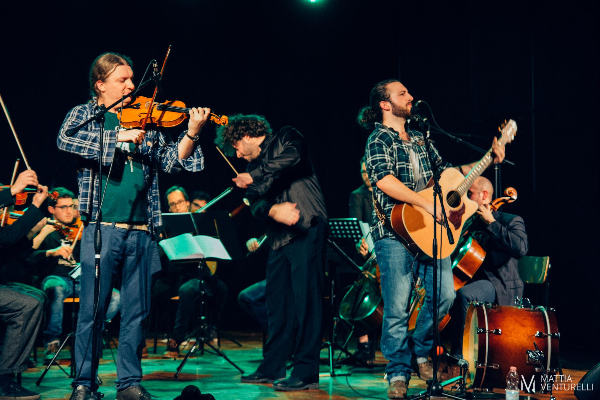 thatsall folk Orchestra Machiavelli the Aroostercrats