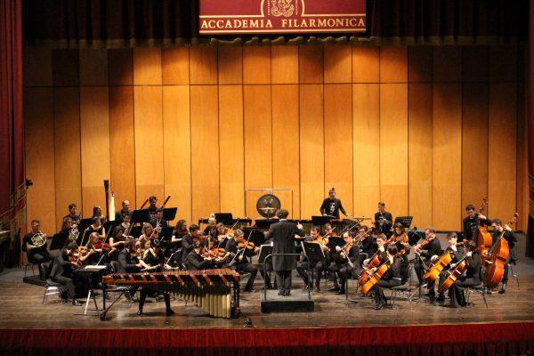 Orchestra Machiavelli Richard and Mika Stoltzman - Sergio Baietta - Settembre dell'Accademia 2017 - Teatro Filarmonico Verona