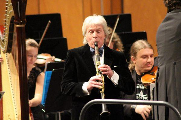 Orchestra Machiavelli Richard Stoltzman- Settembre dell'Accademia 2017 - Teatro Filarmonico Verona