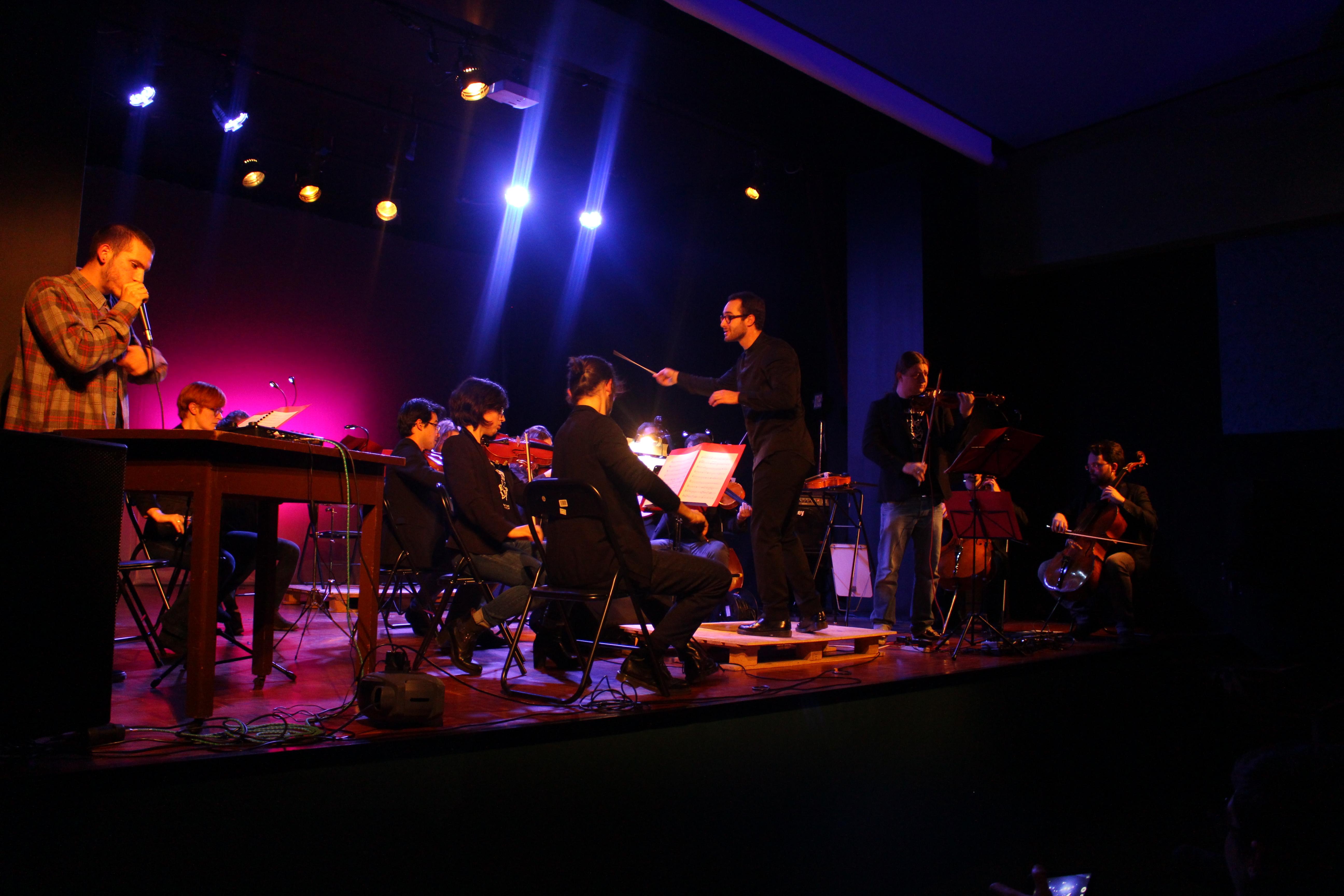 orchestra e beatbox