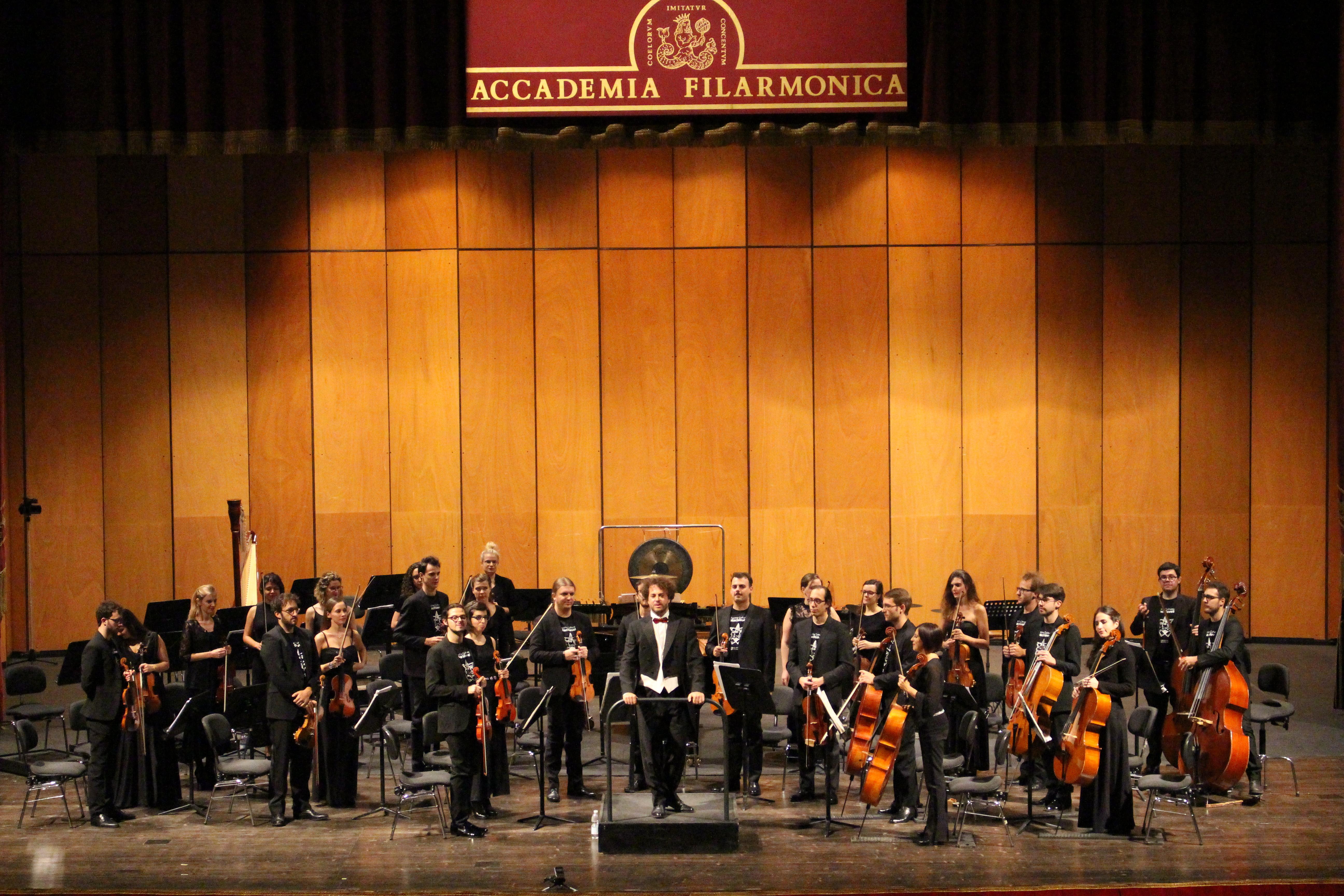 Orchestra Machiavelli - Settembre dell'Accademia 2017 - Teatro Filarmonico Verona