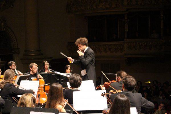 Orchestra Machiavelli Richard Stoltzman - Sergio Baietta direttore- Settembre dell'Accademia 2017 - Teatro Filarmonico Verona