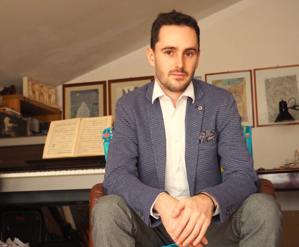 Alessio Manega compositore