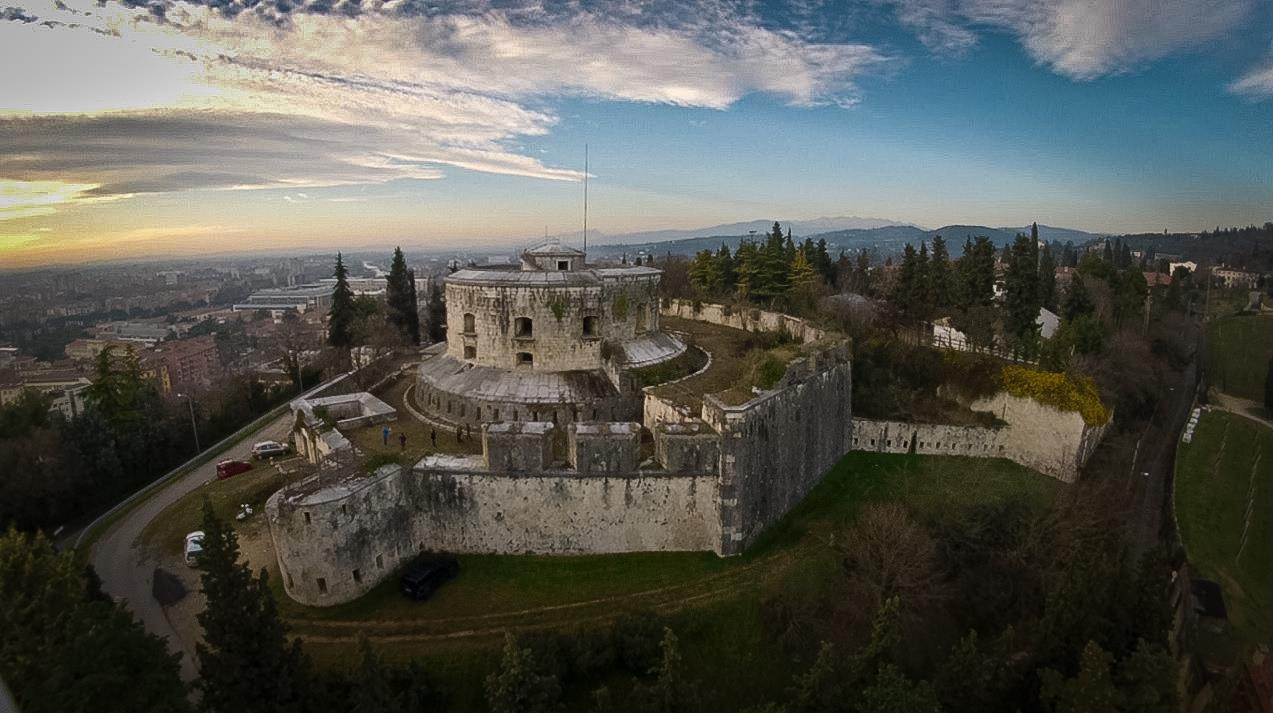 Forte Sofia - vista dall'alto