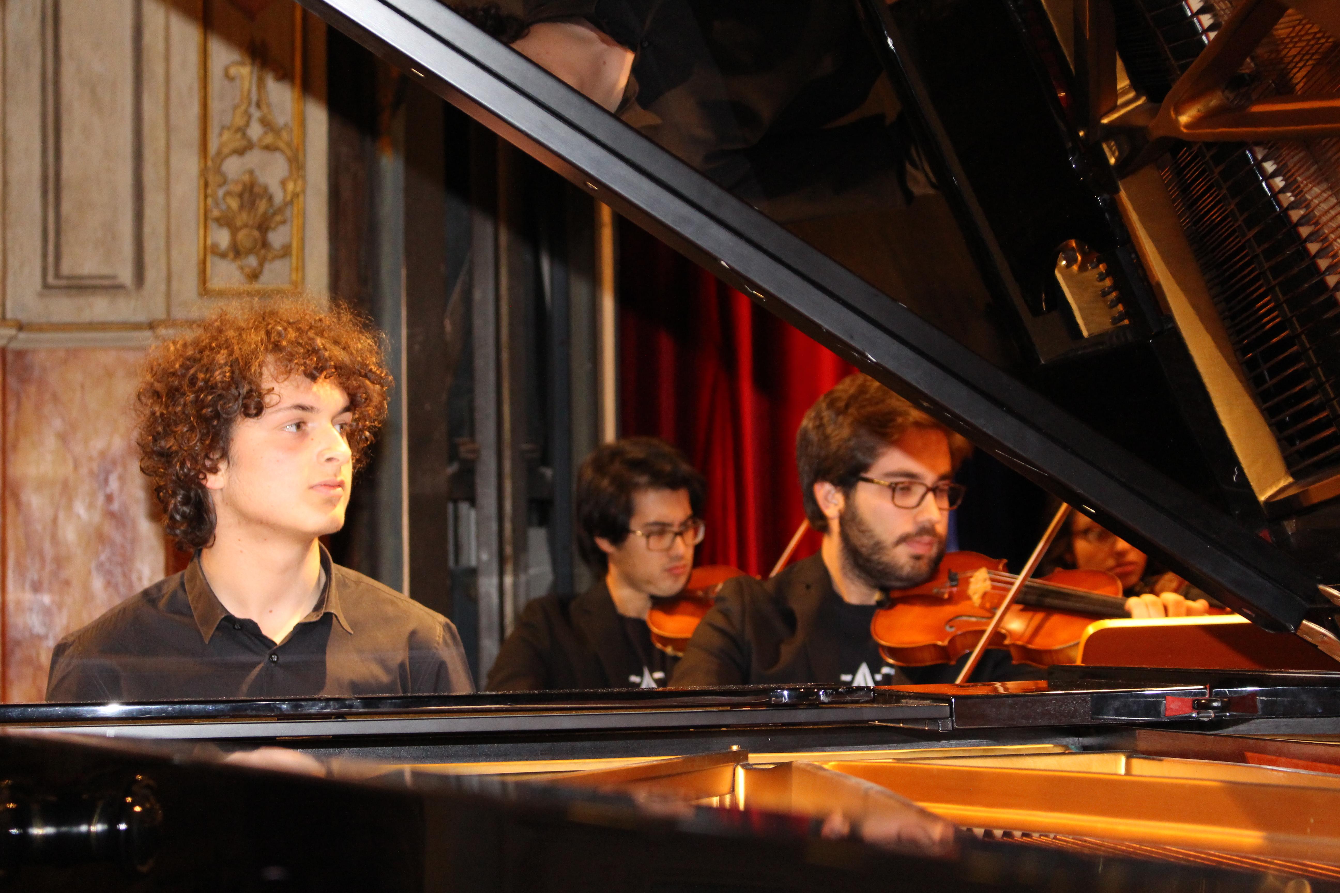 Daniele Lasta e Orchestra Machiavelli