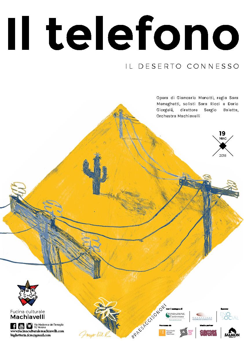 Il telefono - Orchestra Machiavelli