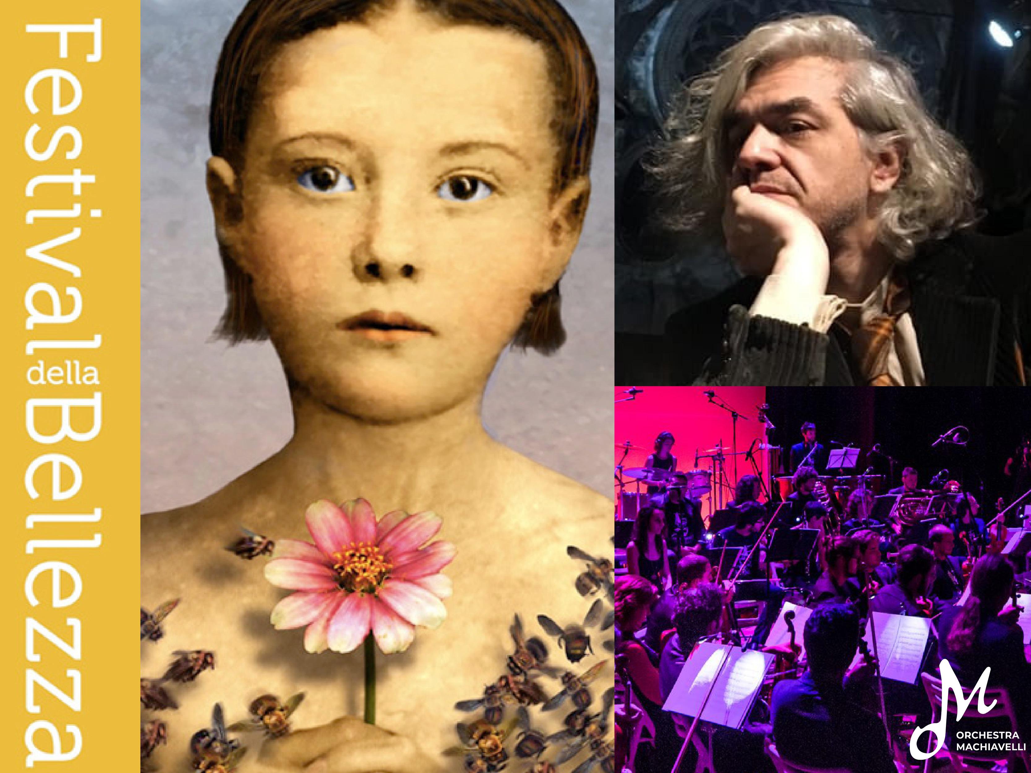 L'Orchestra Machiavelli con Morgan al Festival della Bellezza