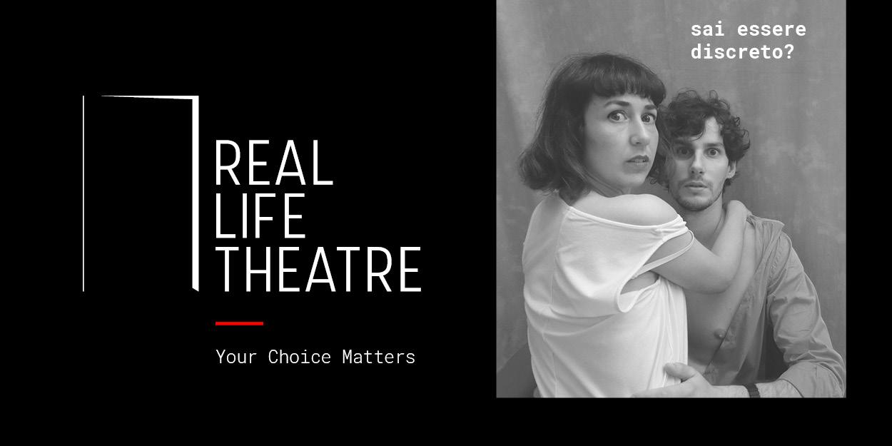 Real Life Theatre – Fucina Culturale Machiavelli e Teatro Stabile di Verona