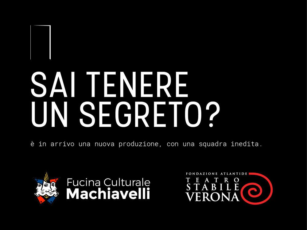 real_life_theatre Fucina Culturale Machiavelli - Teatro Nuovo Verona