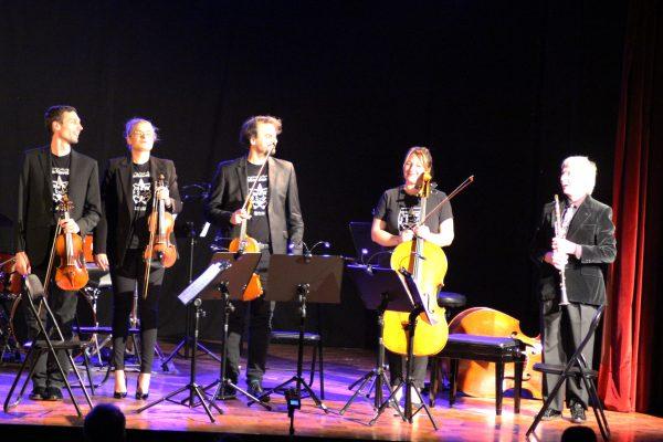 Richard Stoltzman Mika Stoltzman Ensemble Machiavelli