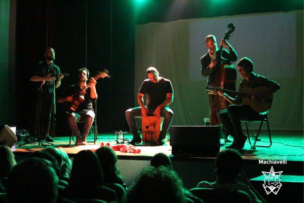 Gonzalo Bergara Quintet - Fucina Machiavelli Verona