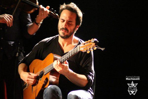 Gonzalo Bergara - Fucina Machiavelli Verona