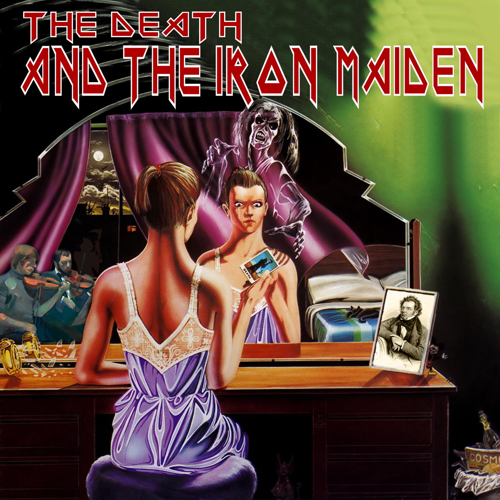 the death and the iron maiden