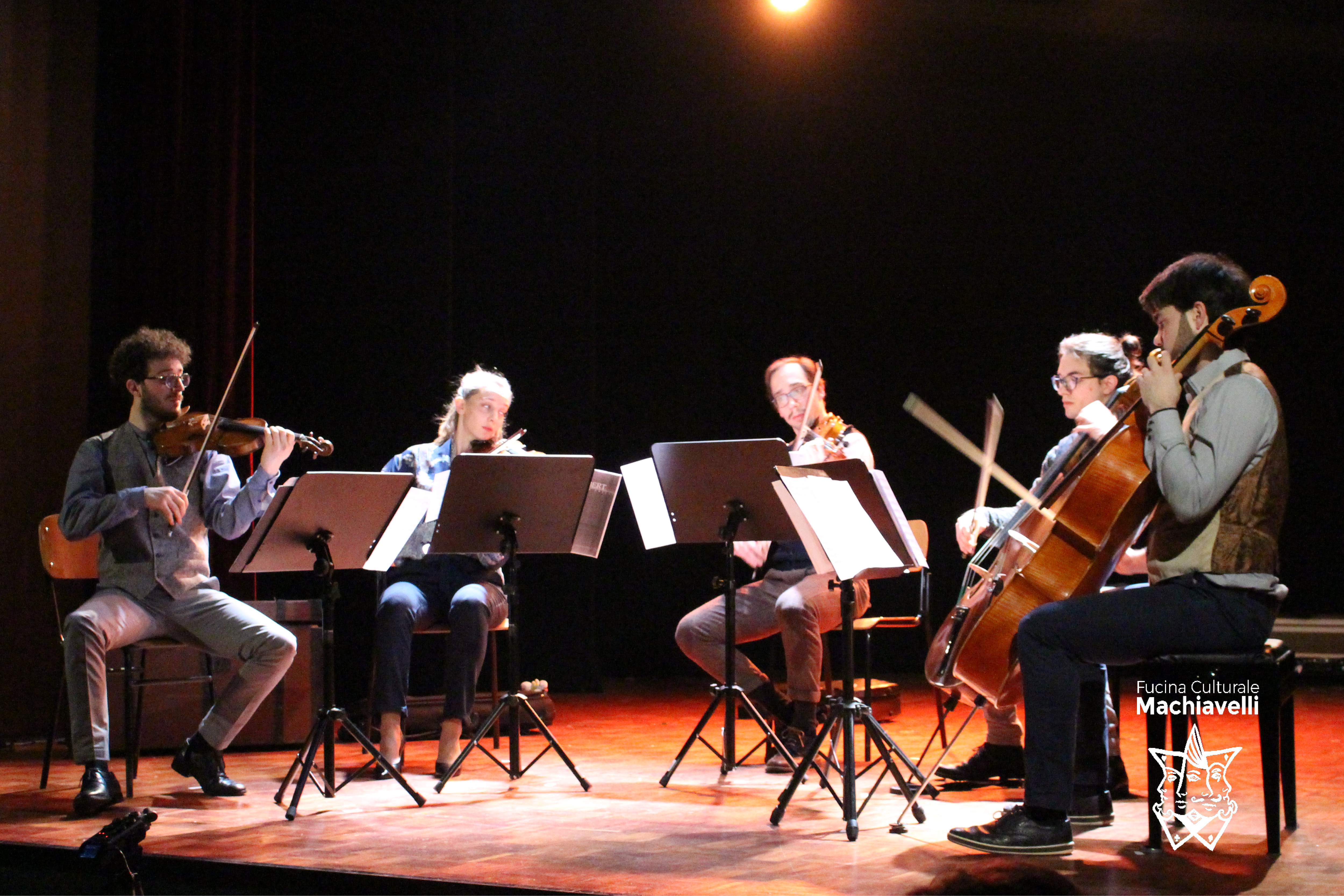 A Verona la lezione concerto si fa post-apocalittica