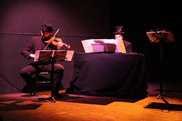 Marcio Nuziale, spettacolo di Teatro Scientifico e Fucina Culturale Machiavelli