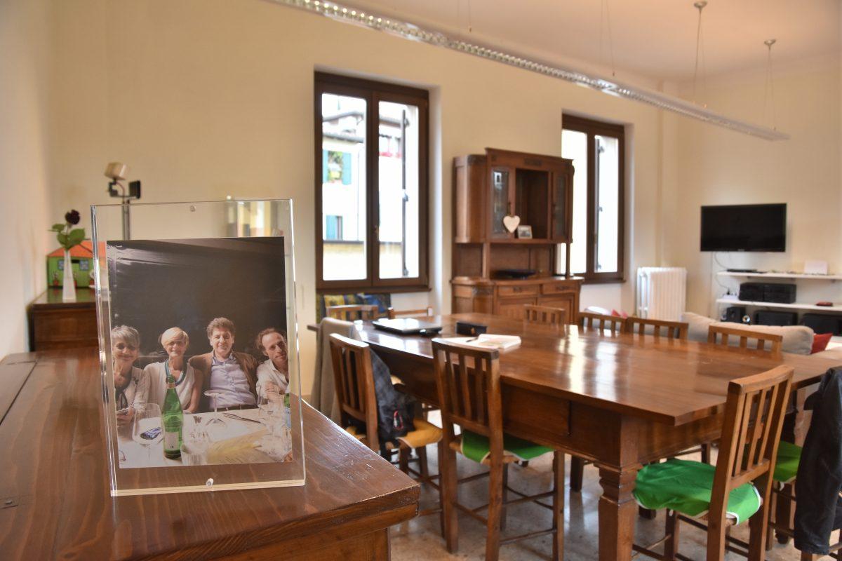 Interno di Casa di Deborah in via Cigno a Verona