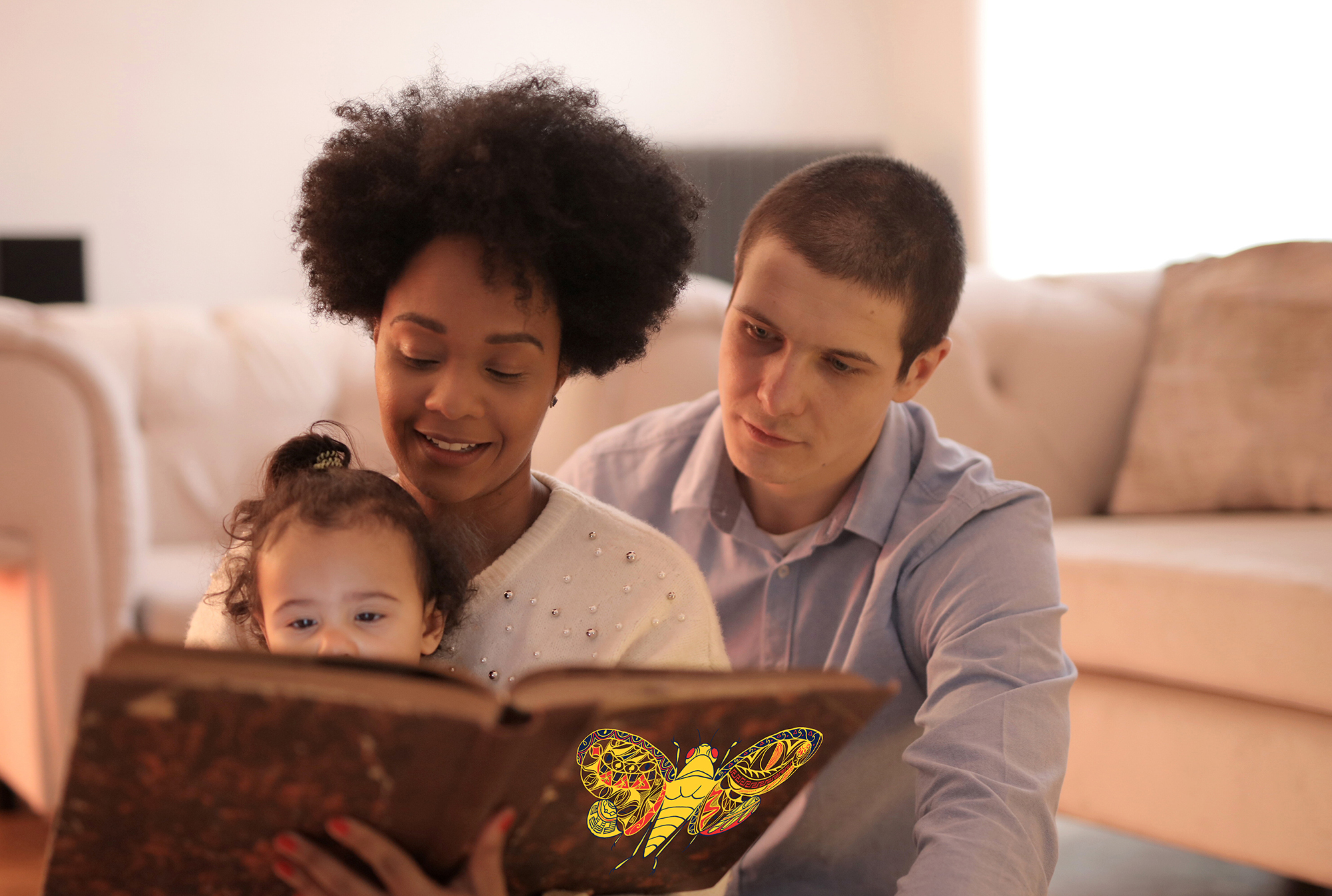 Cicala- Membership Fucina Culturale Machiavelli -Mamma e papà leggono un libro